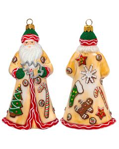 Glitterazzi Christmas Cookie Baker Santa - NEW!