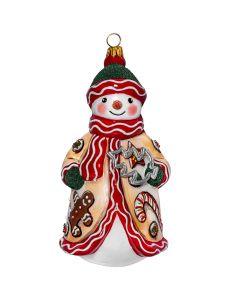 Glitterazzi Christmas Cookie Baker Snowman - NEW!