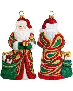 Glitterazzi Christmas Paisley Santa - NEW!