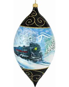"Christmas Train 7"" Drop"