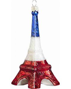 Eiffel Tower French Flag Version