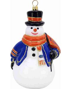 Florida Collegiate Snowman - Now on Clearance!