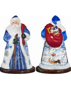 Lvov Santa - Zakopane Sleigh Ride Version - Now on Clearance!
