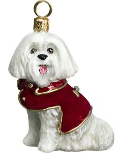 DIVA Maltese Red Coat