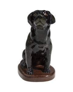 Black Lab Paper Mache - Now on Clearance!