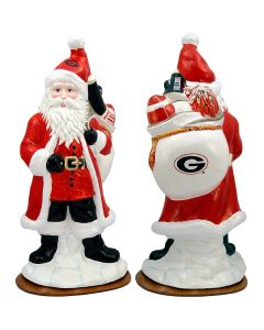 Georgia Paper Mache Santa - Now on Clearance!