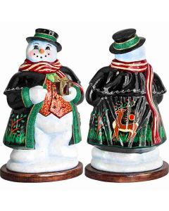 Tatra Snowman Pysanky Version - Now on Clearance!
