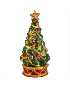 O Christmas Tree Candy Container - Now on Clearance!