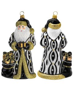 Glitterazzi Opposites Attract Santa - NEW!