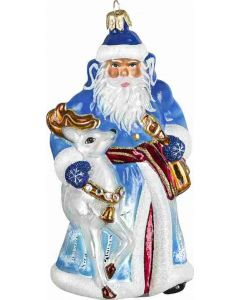 Santa and His Reindeer - Russian Troika Version