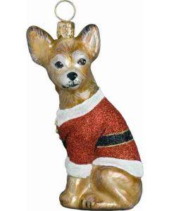 Santa Paws Chihuahua