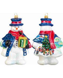 Tatra Mountain Snowman - Christmas Dance Version