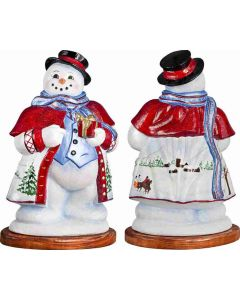 Tatra Snowman Zakopane Sleigh Ride Version - Now on Clearance!