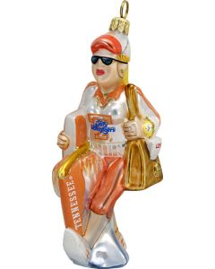 Tennessee Lady Vols Touchdown Sally - Now on Clearance!