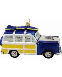 UCLA Woody Car