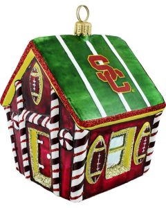 USC Collegiate Gingerbread House