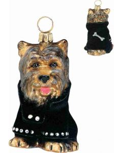 DIVA Yorkshire Terrier Black Coat