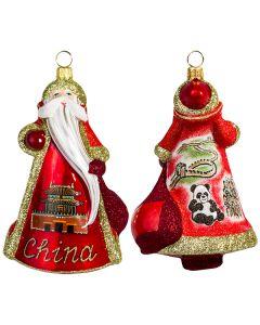 Glitterazzi China Santa