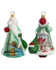 Glitterazzi Hungary Santa