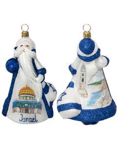 Glitterazzi Israel Santa
