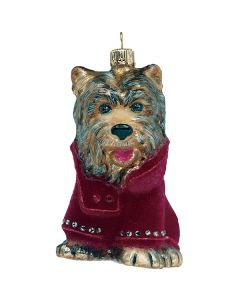 DIVA Yorkshire Terrier Red Coat