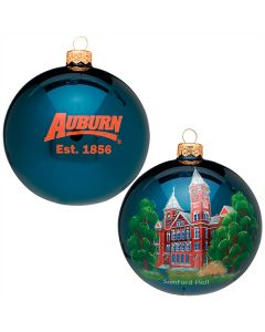 Auburn Campus Samford Hall Round Ball
