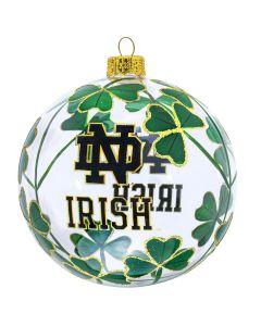Notre Dame Shamrock Ball - NEW!