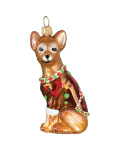 Chihuahua Gingerbread - Now on Clearance!