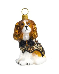 Cavalier King Blenheim in Leopard Coat - NEW!