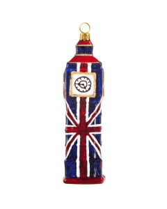 Big Ben - Union Jack Version