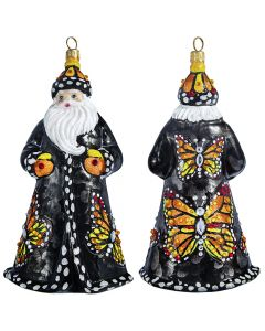 Monarch Butterfly Santa