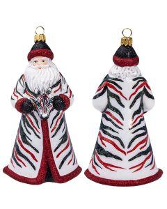Glitterazzi Zebra Santa - NEW!