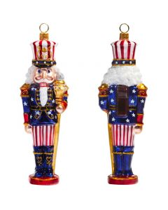 Stars & Stripes Nutcracker