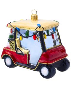 Holiday Golf Cart - NEW!